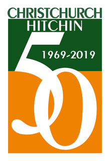 Christchurch Golden Jubilee logo